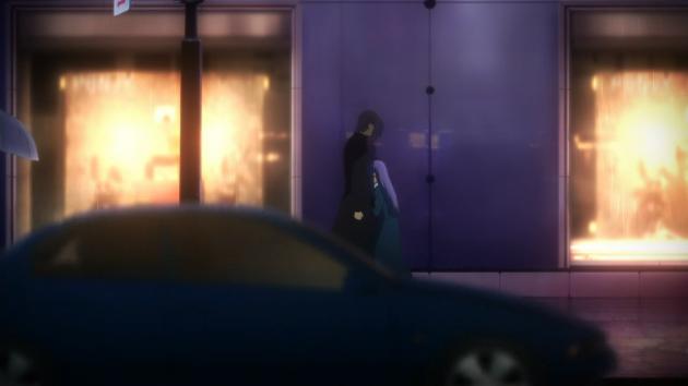 En el segundo episodio, después del ending: Cuando Araya Souren le otorga poderes a Kirie Fujyou, Fujino Asagami y Leo Tsukishima en ese orden.